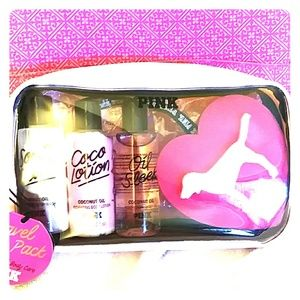 PINK Victoria's Secret Travel Pack